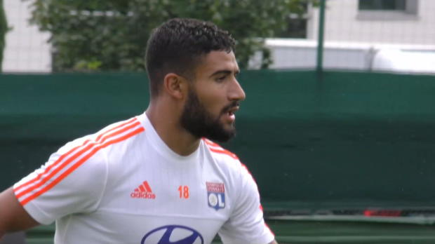 4e j. - Fournier - 'Fekir, c'est le talent'