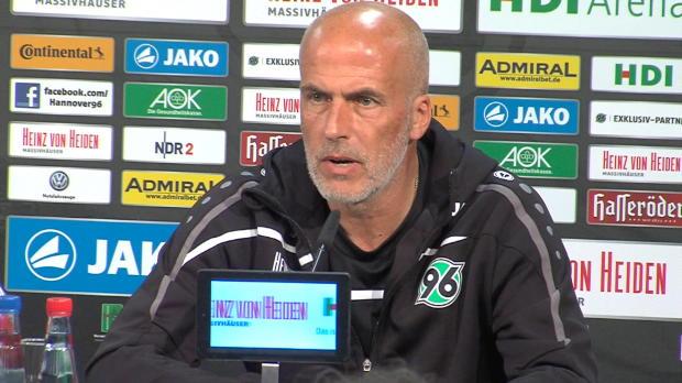 """Frontzeck: """"Wolfsburg-Spiel der Turnaround"""""""