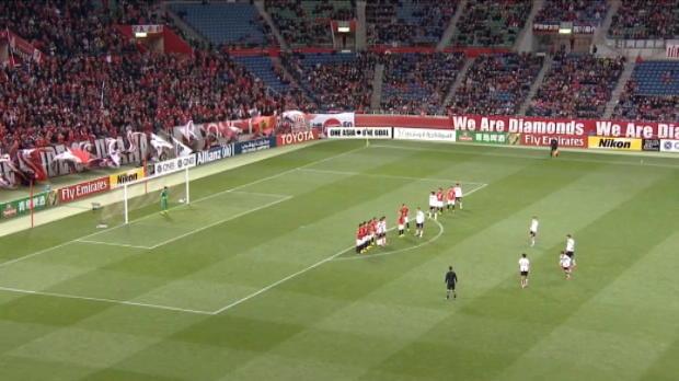 لقطة: كرة قدم: هدف بارك الصاعق لم يقف حائلا دون تهاوي ناديه سيول
