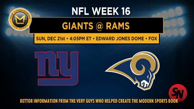 New York Giants @ St. Louis Rams