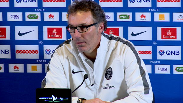 PSG - Blanc - 'On n'a pas vol� nos points'