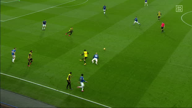 Premier League: Watford - Everton | DAZN Highlights