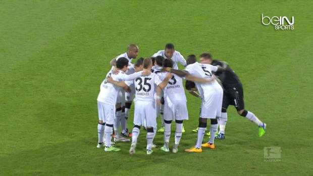 Bundes : Fribourg 2-2 Hanovre