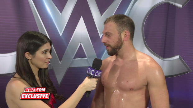 Drew Gulak on his brand of brutality: WWE.com Exclusive, July 27, 2016