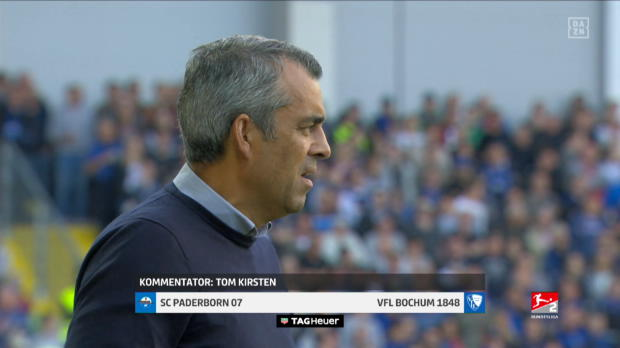 2. Bundesliga: SC Paderborn - VfL Bochum 1848 | DAZN Highlights