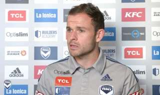 Hear from Melbourne Victory stalwart Leigh Broxham in Perth ahead of Saturday night's clash with Glory.