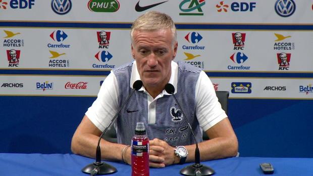 Bleus - Deschamps - 'Martial doit gagner en r�gularit�'