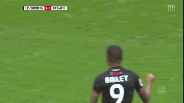 Bailey mit perfektem Freistoß   Bundesliga Highlights