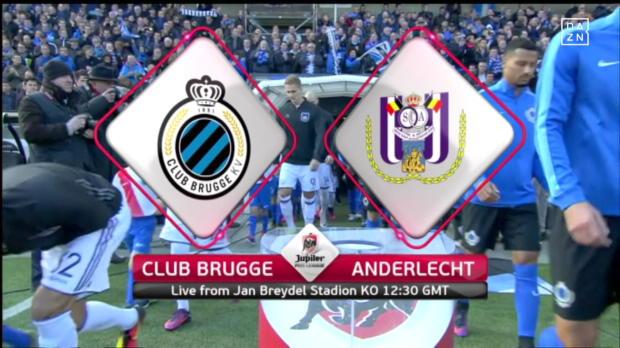 Brügge - Anderlecht