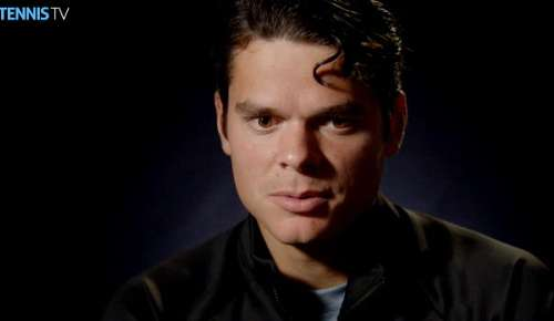 Raonic Interview: ATP Rome 1R