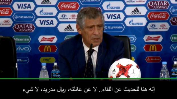 كرة قدم: كأس القارات: سانتوس يدعم تكتّم رونالدو حيال مستقبله