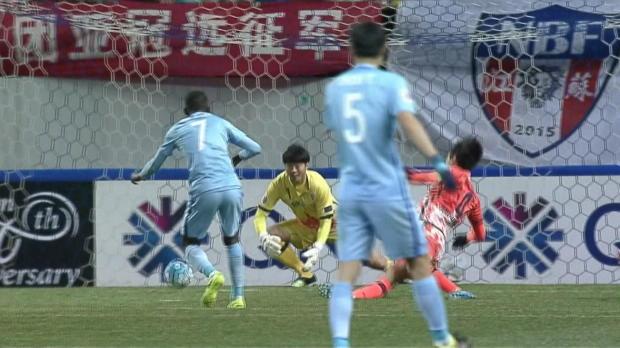 AFC-CL: Ramires mit Last-Minute-Siegtor