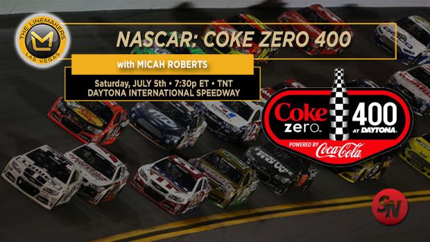 NASCAR Daytona Coke Zero 400