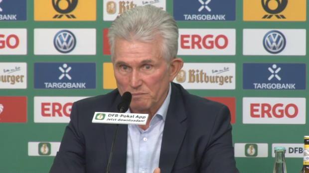 """Heynckes: Dominanz? """"Vereine müssen aufrüsten"""""""