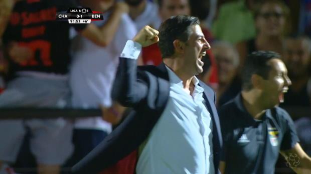Portugal - Benfica s'impose sur le fil