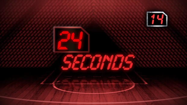 24 Seconds-Robin Lopez