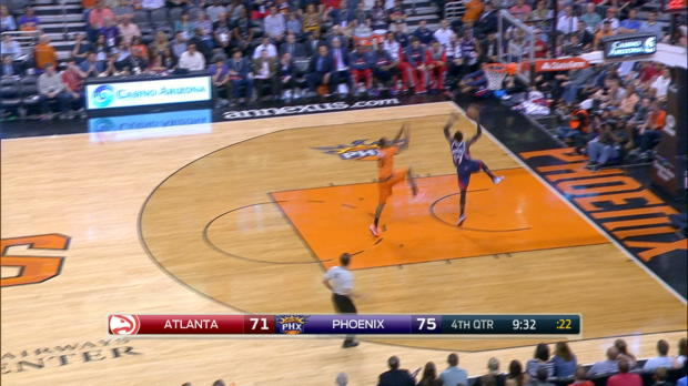 Play of the Day: Dennis Schroder