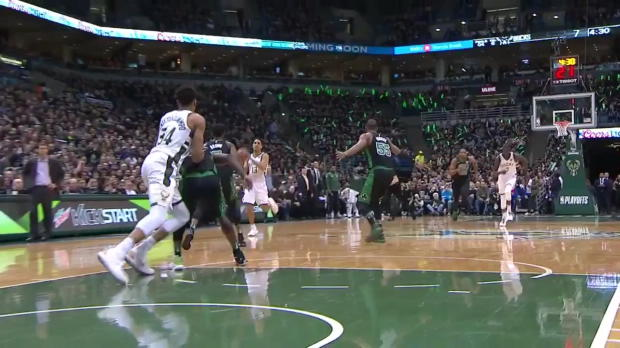 WSC: Giannis Antetokounmpo (27 points) Highlights vs. Boston Celtics
