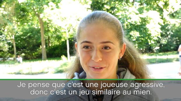 : Roland-Garros - Serena, l'idole d'Ostapenko