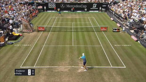 Stuttgart: Federer vor Rückkehr auf Tennis-Thron