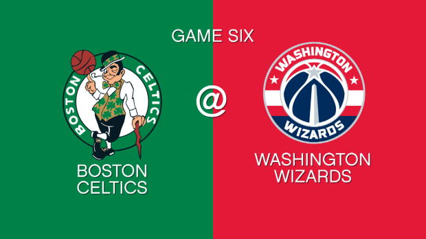 Celtics 91-92 Wizards