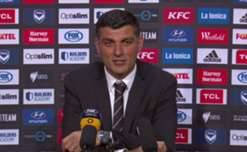 Roar boss John Aloisi said there were plenty of positives to take from his side's 3-2 loss to Melbourne Victory.