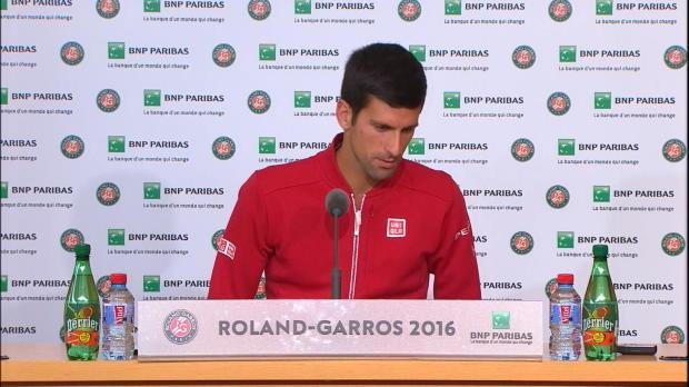 """French Open: Djokovic: """"Alter nur eine Zahl"""""""
