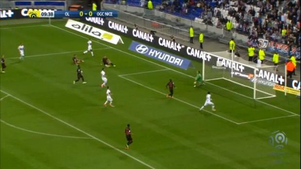 كرة قدم: الدوري الفرنسي: تعادل مثير بين ليون ونيس ولاكازيت يبلغ عتبة المئويّة
