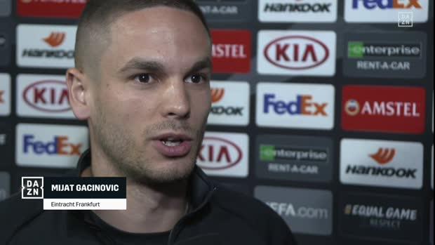 Gaćinović: Deshalb freut er sich auf Hazard, aber nicht auf Kante