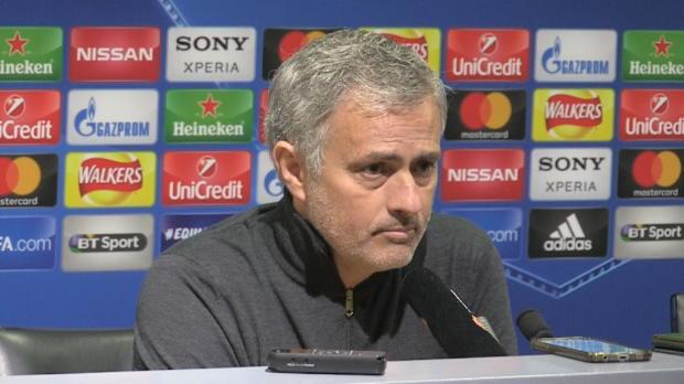 """Mourinho trotzig: """"Wir haben gut gespielt"""""""