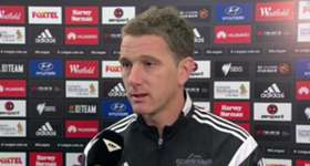 Wellington Phoenix Rd16 press conference