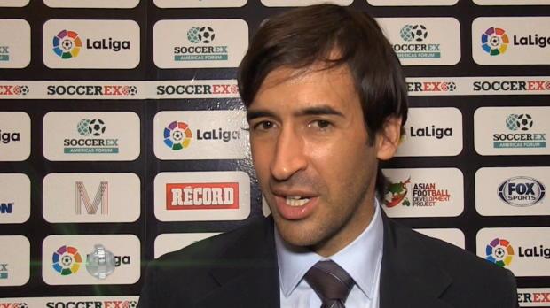 """Raul: """"Natürlich bin ich für Real!"""""""