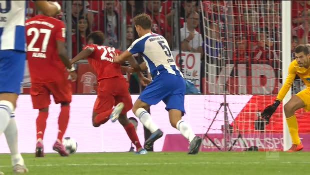 Thomas Müller spricht Frust-Klartext mit Schiedsrichter Osmers   Bundesliga-News 1. Spieltag
