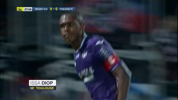 FOOTBALL: Ligue 1: Angers gehen bei 0:1-Niederlage die Lichter aus