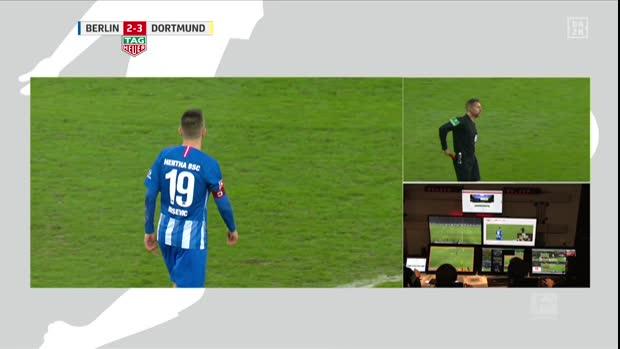 Ibisevic mit unsportlicher Aktion   Bundesliga Highlights