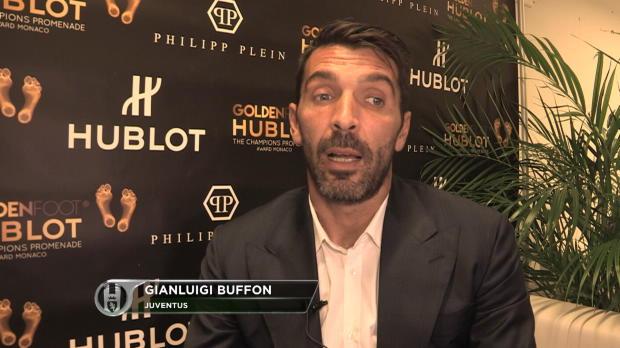 """Buffon: """"Balotelli unglaublicher Fußballer"""""""
