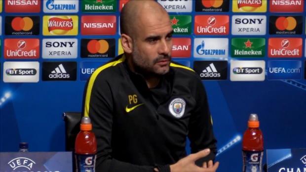 كرة قدم: دوري أبطال أوروبا: غوارديولا ليس قلقا حول لياقة اغويرو