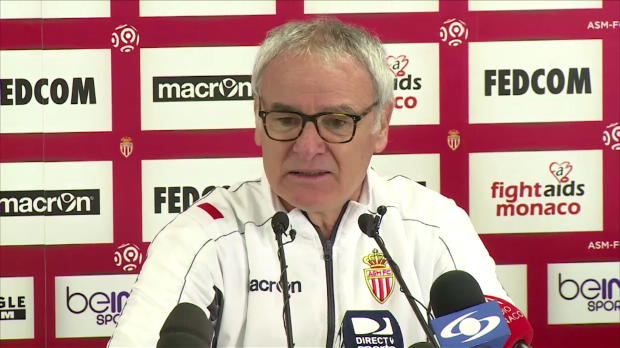 Foot Transfert, Mercato ASM - Ranieri n'attend pas de renforts