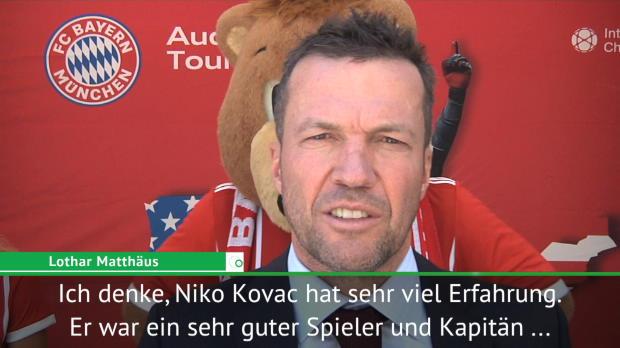 Matthäus begeistert von Neu-FCB-Coach Kovac