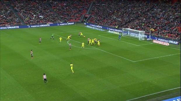 LaLiga Round 23: Athletic Bilbao 0-0 Villareal