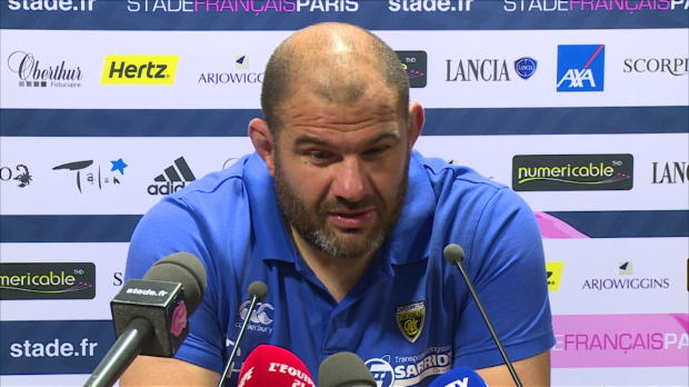 Top 14 - 7e j. : Collazo : ''Un moment dur pour le club''