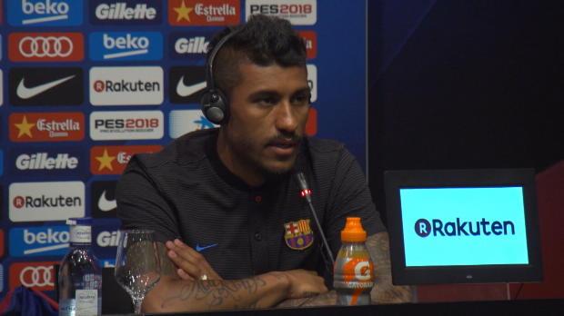 """Paulinho: Barca ist """"Erfüllung eines Traums"""""""