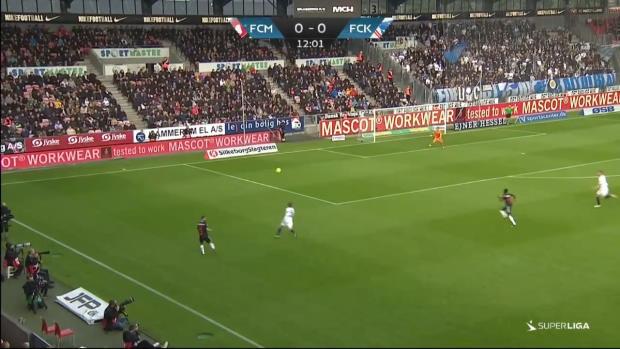 Midtjlland - FC Kopenhagen