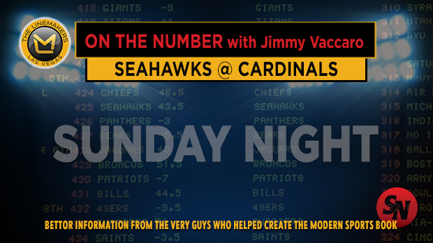 Jimmy V on Seahawks @ Cardinals