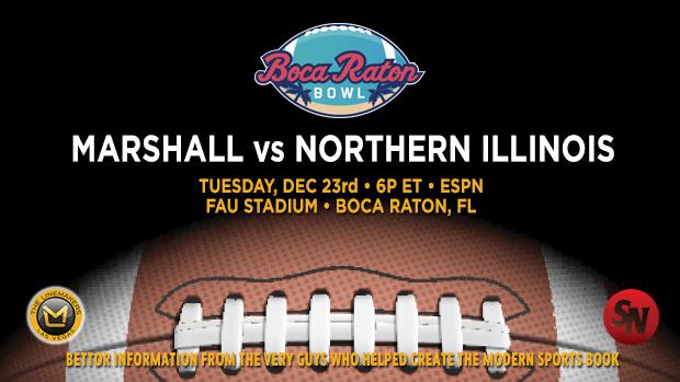 Marshall vs. Northern Illinois