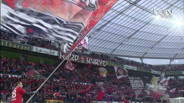 Bundes : Leverkusen 1-1 Francfort