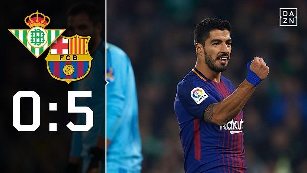 Real Betis - Barcelona