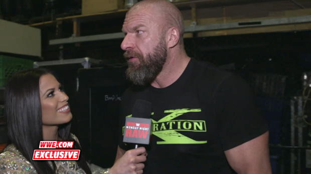 Triple H reflects on what Raw 25 means to D-Generation-X: WWE.com Exclusive, Jan. 22, 2018