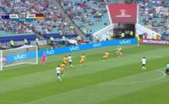 Australia recovered from a slow start to push World Champions Germany in their opening Confederations Cup clash, before falling to a 3-2 defeat.