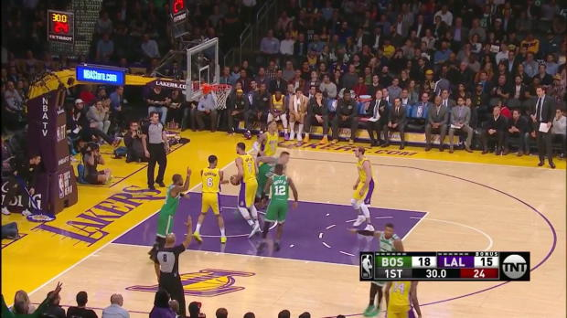WSC: Kyrie Irving (33 points) Highlights vs. Los Angeles Lakers